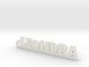 LEONDRA Keychain Lucky 3d printed