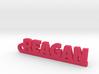 REAGAN Keychain Lucky 3d printed