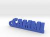 CAMMI Keychain Lucky 3d printed