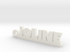 JOLINE Keychain Lucky 3d printed