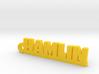 HAMLIN Keychain Lucky 3d printed