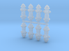 Hydrant 15mm Group 3d printed