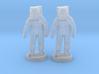 Star wars withe soldier x2 (base) 3d printed