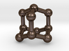 0628 Adamantane (Ball-and-stick model without H) 3d printed