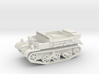Universal Carrier vehicle (British) 1/100 3d printed