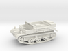 Universal Carrier vehicle (British) 1/87 3d printed