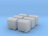 TJ-H04652x6 - Caisses à piles acier galvanisé peti 3d printed