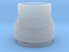 34 Cm COSMOS 1999 TUYERE CONTAINER 3d printed