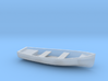 1/144 USN Wherry Life Raft Boat 3d printed