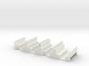 NSR 4 wheel Composite bodies interior seating unit 3d printed