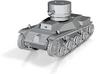 PV172D Rikstanken (1/144) 3d printed