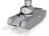 PV173D U.S. Ordnance M1921 Medium Tank (1/144) 3d printed
