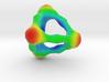 RNA Tetrahedron 3d printed