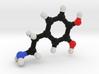 Dopamine Molecule Model. 3 Sizes. 3d printed
