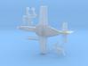 040A CASA C-101 Aviojet 1/144 3d printed
