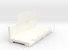 Pit Wall - slot car track (1:43) 3d printed