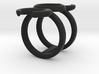 Hecate Midi Ring 3d printed