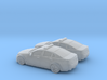 1/120 Holden Commodore Australian Police 3d printed