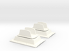 1.10 ANTENNE PLATE DOUBLE SUPER PUMA 3d printed