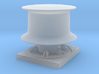 1/72 USN Destroyer Anchor Chain Winch Foredeck 3d printed