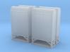 TJ-H04662x4 - Armoires à relais petit modèle 3d printed