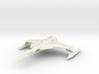 Mogai WarBird Class  BattleCruiser 3d printed