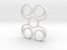 Quadspinner V6 (spinner) 3d printed