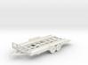Car Trailer HO Scale 3d printed