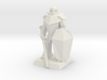 Knight Low-Poly 3d printed