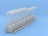 N Scale 12x Boom Cabinet 3d printed