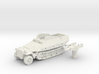 Sd.Kfz 251 vehicle (Germany) 1/100 3d printed