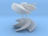 FCS 2610 propeller (2pcs) 3d printed