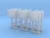 TJ-H04679x6 - Boitiers STM sur poteaux métalliques 3d printed