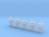 TJ-H02000x5 - Bouteilles de gaz 5-6kg 3d printed