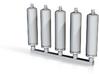 TJ-Z2002x5 - Bouteilles de gaz 30kg 3d printed