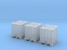 TJ-H02010x3 - Conteneurs 1000l 3d printed