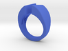 MizNK Ring NO.2 Inspired by Inspired by Relations 3d printed