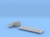 SET Cargo (N 1:160) 3d printed