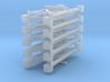 N Pipe Rack Support 28mm 10pc FUD/WSF 3d printed