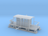 Poling Car Z Scale 3d printed Poling Car Z scale