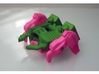 """Another Dimensional bots """"KWAGGA"""" (parts set A) 3d printed"""