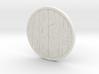 BotW Emblazoned Shield 3d printed