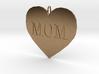 Mom Pendant 3d printed