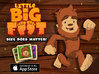 Little Bigfoot Scared Small 3d printed Download Little Bigfoot for Free!