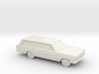 1/87 1966 Ford Country Station Wagon 3d printed
