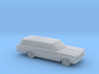 1/160 1966 Ford Country Station Wagon 3d printed