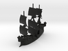 """Mystery Ship """"Cathedral Skhara"""" 3d printed"""