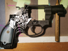 (Airsoft) Marushin M36 Replacement Hammer 3d printed Explanation 01 - Hammer Down