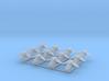 (Armada) 6x LAAT (Space) 6x LAAT (Land) 3d printed