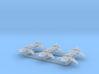 (Armada) 6x X4 Gunship 3d printed